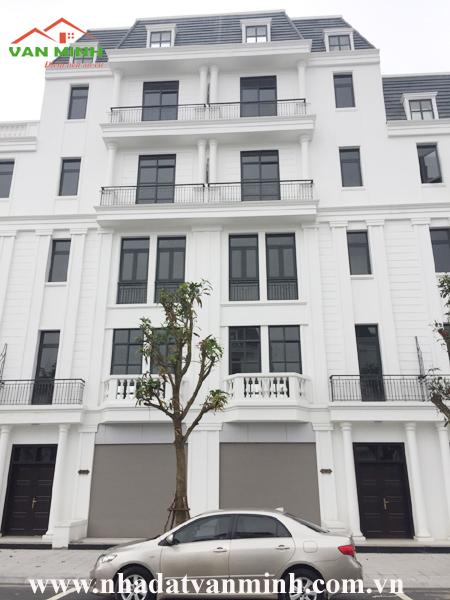 Cho thuê nhà tầng 1 + 2 khu Shophouse Boutique House 04-24 dự án Vinhomes Imperia, Hồng Bàng, Hải Phòng