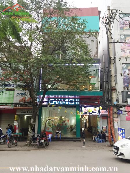 Cho thuê nhà mặt đường số 45 Quang Trung, Hồng Bàng, Hải Phòng