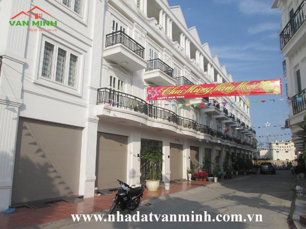 Bán nhà số 27 Khu Văn Minh Thư Trung, Đằng Lâm, Hải An, Hải Phòng