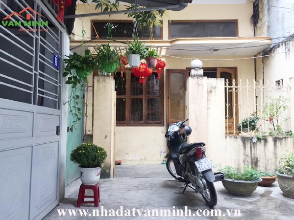 Bán nhà số 13/106 Trường Chinh, Kiến An, Hải Phòng