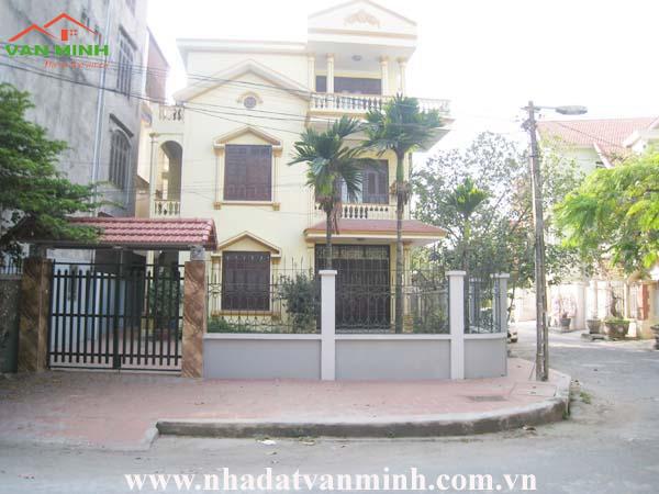 Cho thuê nhà biệt thự số 1/346 Văn Cao, Ngô Quyền, Hải Phòng