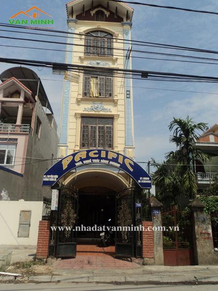 Cho thuê nhà quận Lê Chân Hải Phòng