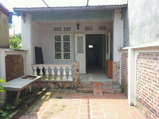 Cho thuê nhà đường Ngô Gia Tự Hải Phòng